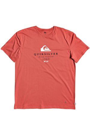 Quiksilver First Fire T-Shirt baked apple