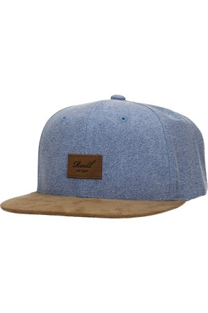 Reell Suede Cap washed blue