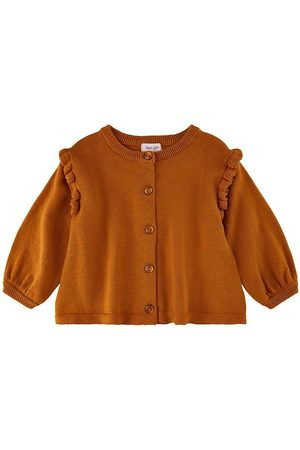Noa Noa Flicka Cardigans - Cardigan - Stickad - Thai Curry