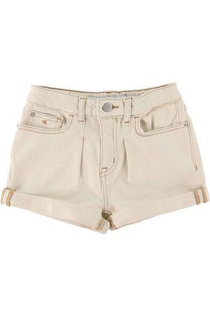 Calvin Klein Shorts - Relaxed - Off White