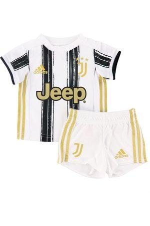 adidas Fotbollsset - Juventus - Vit/Svart