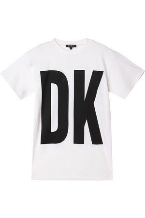 DKNY T-shirt - m. Tryck
