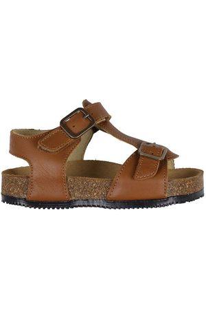 EN FANT Sandaler - Sandaler - Camel m. Velcro