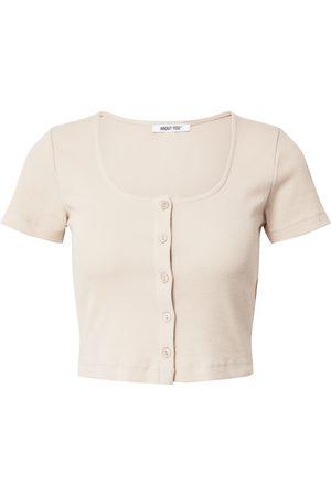 ABOUT YOU Kvinna Skjortor - T-shirt 'Samara