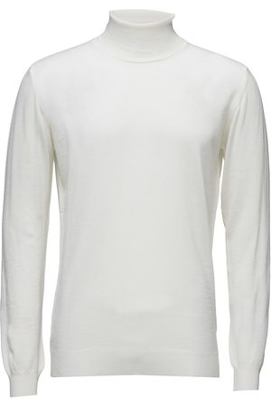 Oscar Jacobson Man Polotröjor - Cole Rollneck Knitwear Turtlenecks