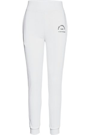 Karl Lagerfeld Address Logo Sweatpants Sweatpants Mjukisbyxor