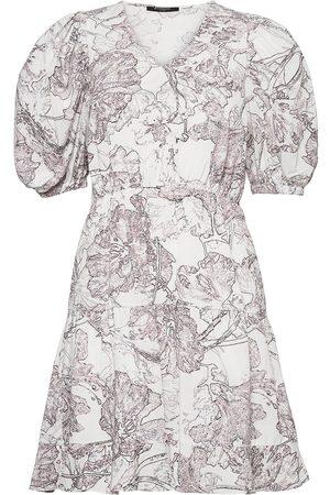 Bruuns Bazaar Posy Olivine Dress Kort Klänning
