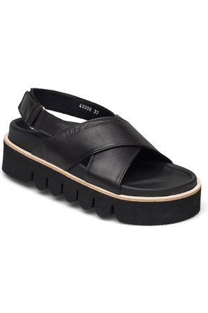 Nude of Scandinavia Kvinna Sandaler - Vendela Shoes Summer Shoes Flat Sandals