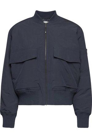 WoodWood Athene Compact Nylon Jacket Bomberjacka