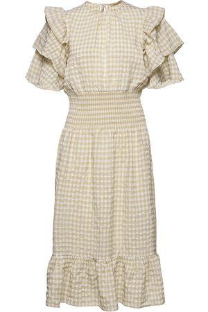 Stella Nova Kvinna Klänningar - Shine Dresses Everyday Dresses Creme