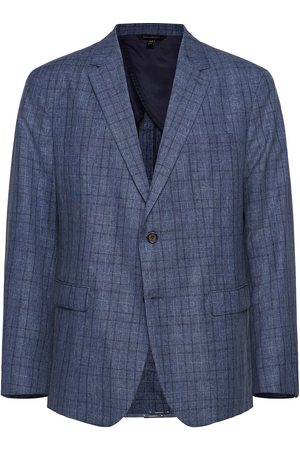 Banana Republic Slim Italian Wool-Cotton Blazer Blazer Kavaj