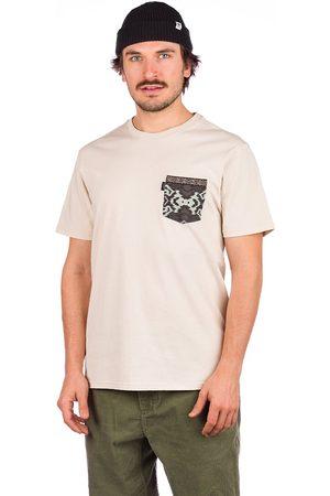 Rip Curl Pocket Ica T-Shirt bone