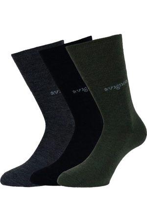 AVIGNON Strumpor - Liner Wool 3-pack