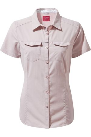 Craghoppers Women's NosiLife Adventure Shortsleeve Shirt
