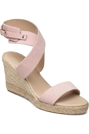 Ilse Jacobsen High Heel Espadrilles Sandalette Med Klack Espadrilles