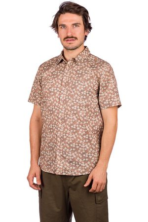 Patagonia Go To Shirt florl moss/stingray mauve