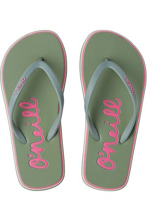 O'Neill Logo Sandals lily pad