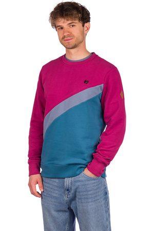 Kazane Aaroni Sweater midnight/beaujolais