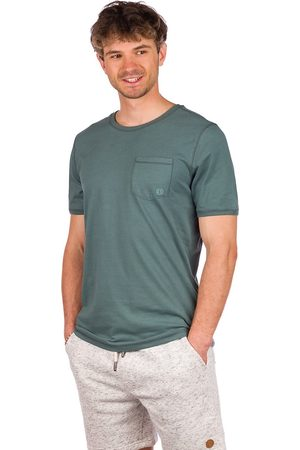 Kazane Moss T-Shirt pine