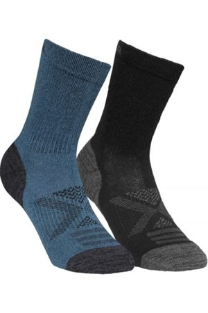 Gridarmor Strumpor - 2-pack Merino Trekking Light Sock