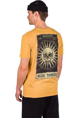 Blue Tomato The Sun T-Shirt g dyed ochre
