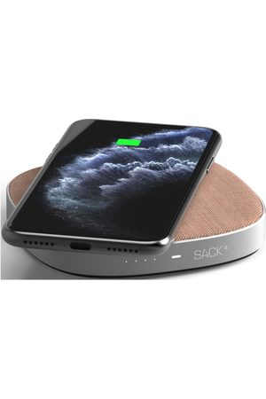 SACKit Chargeit Rose Mobilaccessoarer/covers Chargers & Cables Brun