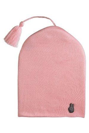 seger Nisse Hat Rosa acryl One Size