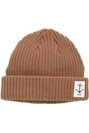 Resteröds Smula Hat Ljusbrun ekologisk bomull One Size