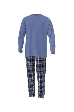 Jockey USA Originals Pyjama Blå Large Herr