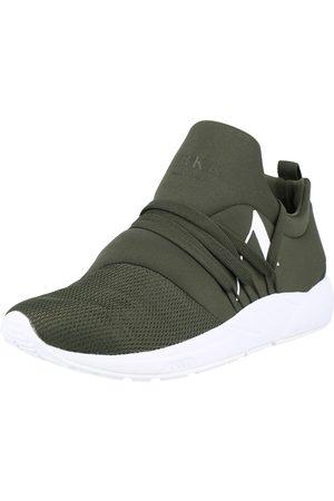 Arkk Copenhagen Kvinna Sneakers - Låg sneaker 'Raven Mesh S-E15