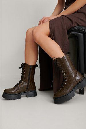 NA-KD Kvinna Boots - Boots
