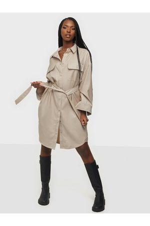 Co`Couture Kvinna Skjortor - Maxine Ibbie Midi Shirt Skjortor