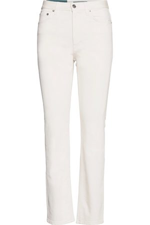 Self Cinema Kvinna Slim - Womens Slim Straight Jean Slimmade Jeans