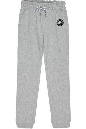 Designers Remix Sweatpants - Parker - Ljusgrå Melerad