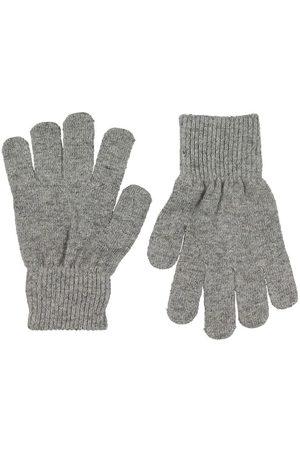 CeLaVi Handskar - Handskar - Ull/Nylon - Gråmelerad