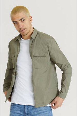Studio Total Overshirt Nylon Overshirt