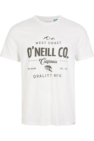 O'Neill Kortärmade - W-Coast T-Shirt powder white