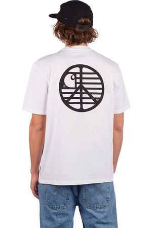 Carhartt Peace State T-Shirt white/black