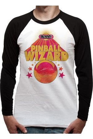 UNKNOWN THE WHO Herr The Who Pinball Wizard långärmad t-shirt