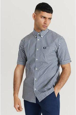 Fred Perry Kortärmad Skjorta Gingham S/S Shirt