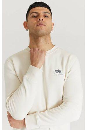 Alpha Industries Man Sweatshirts - SWEATSHIRT Basic Sweater Small Logo