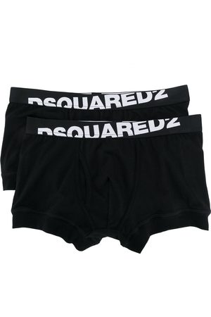Dsquared2 2-pack boxershorts med logotyp