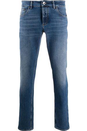 Brunello Cucinelli Man Slim - Jeans med smal passform
