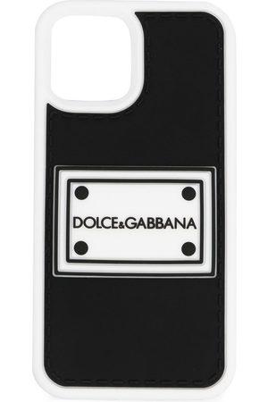 Dolce & Gabbana IPhone 12 Pro-skal med logotyp