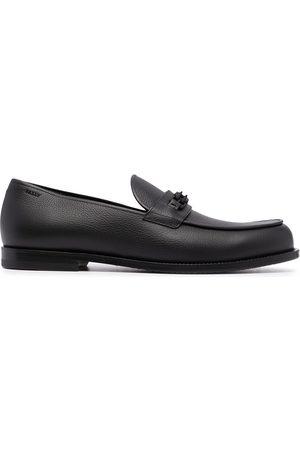 Bally Man Loafers - Loafers med spänne
