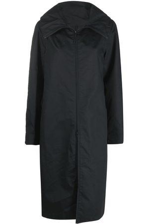 Y-3 Enkelknäppt kappa