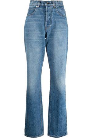 Paco rabanne Kvinna High waist - Jeans med hög midja och ficka