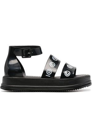 10 CORSO COMO Grova sandaler med logotyp