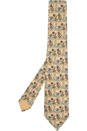 Hermès Man Slipsar - Pre-Owned slips från 2000-talet