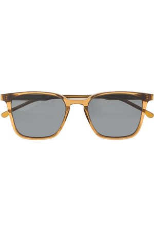 Komono Ethan Grand Wayfarer Solglasögon Orange